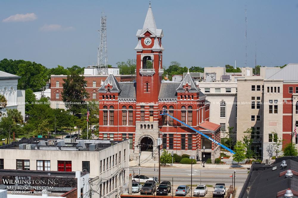 Wilmington, NC Courthouse