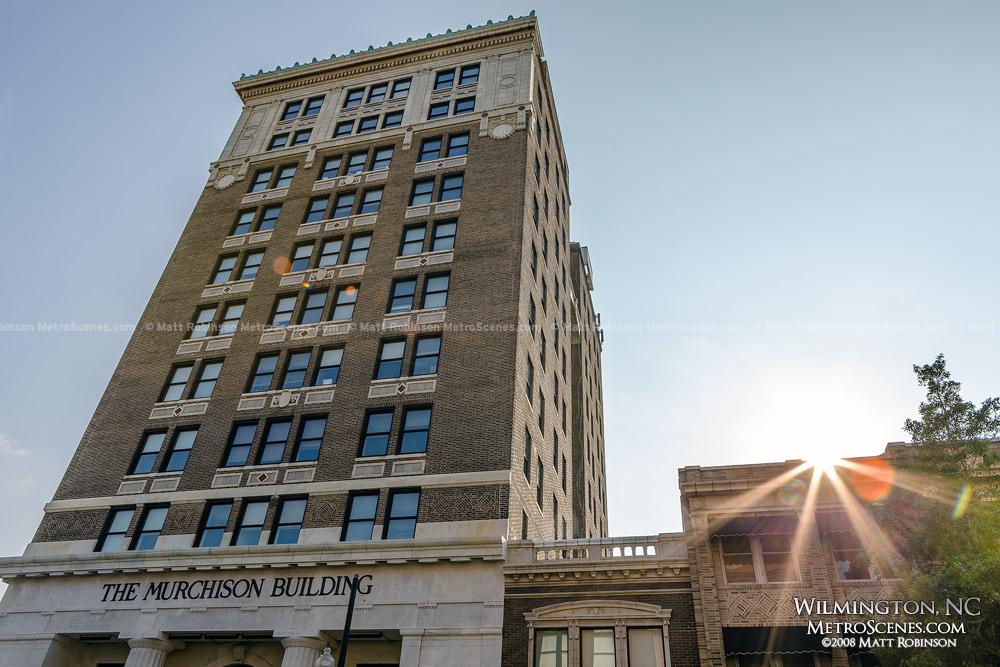 The Murchison Building, Wilmington, NC