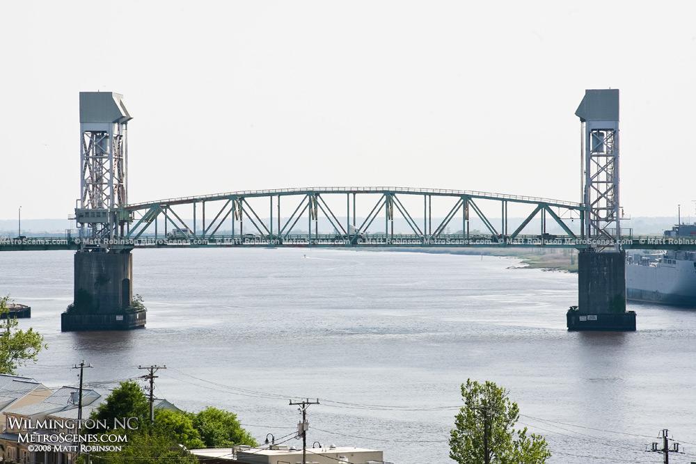 Cape Fear Memorial Bridge Wilmington, NC