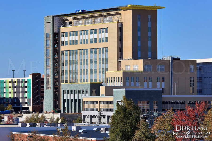 The new Durham County Justice Center