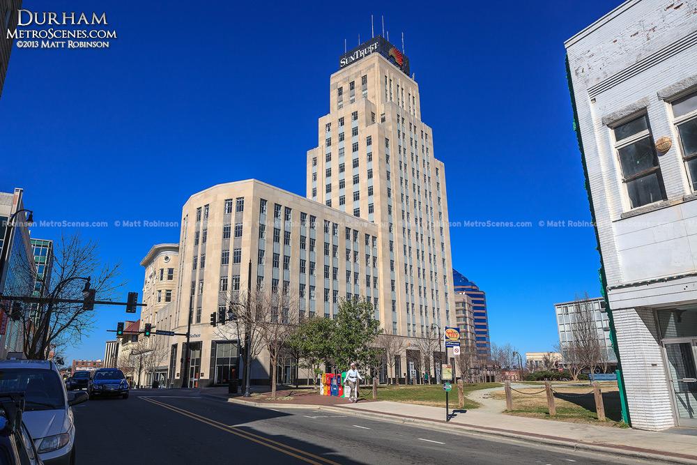 Suntrust Building - Durham, NC