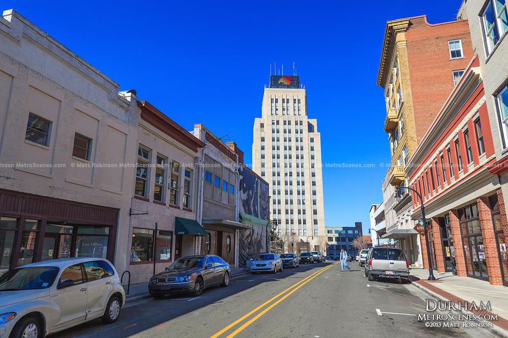 Downtown Durham Main Street