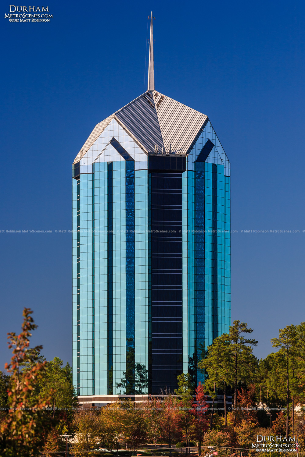 University Tower Durham NC