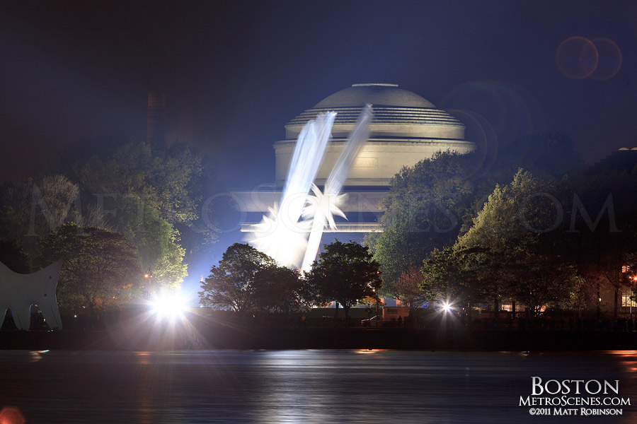 MIT?s Fast Light Festival across the Charles River