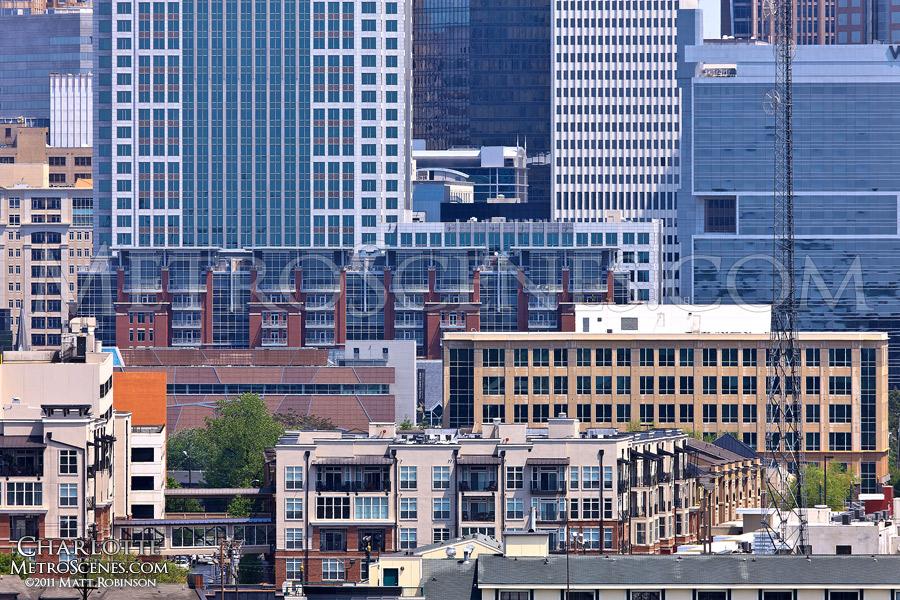 Charlotte buildings