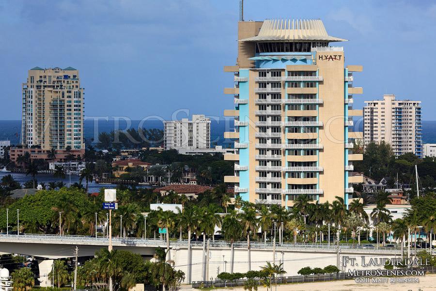 Fort Lauderdale Hyatt Regency Pier Sixty-Six
