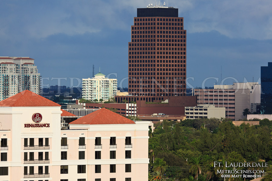 AutoNation Tower Fort Lauderdale