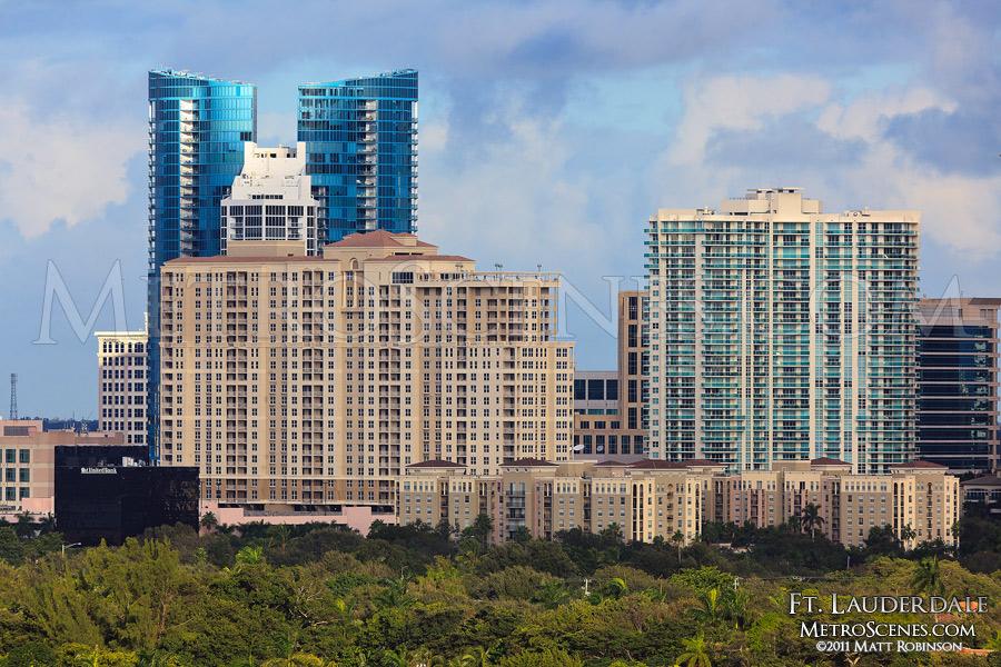 Las Olas River House, Downtown Ft. Lauderdale