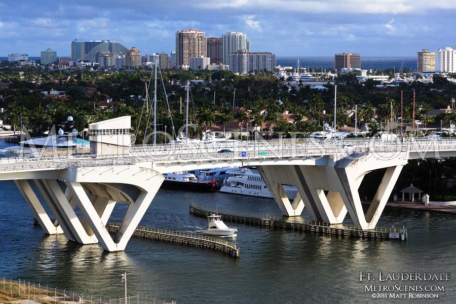 Seventeenth Street Causeway Bridge, Fort Lauderdale