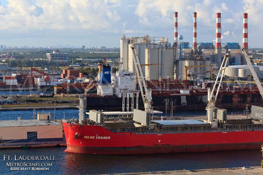 Port Everglades Shipping terminal