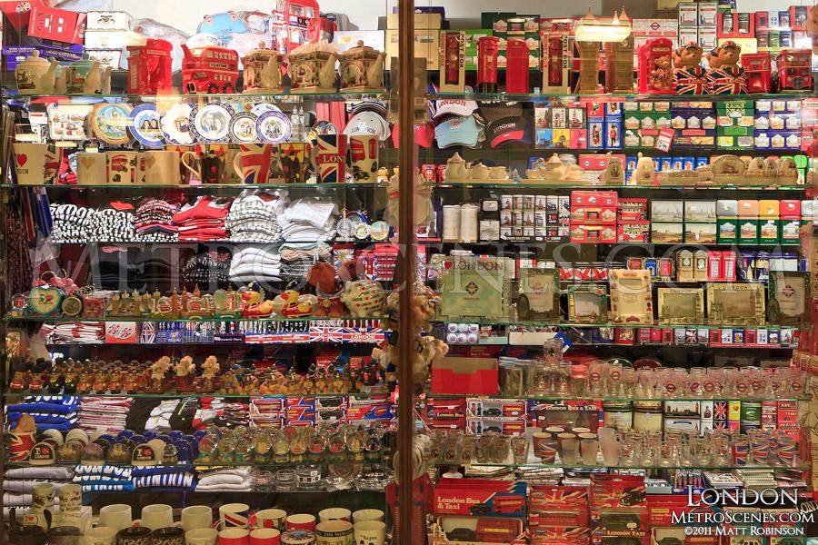 Barrage of London Souvenirs