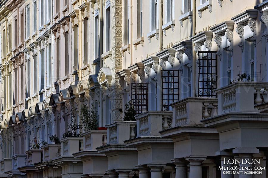 London Facades