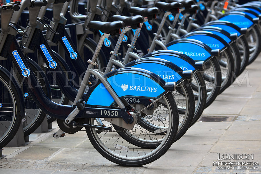 Barclays Public Cycle Hire