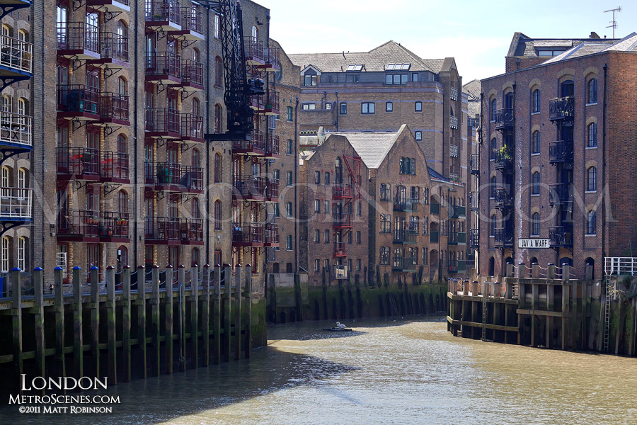 New Concordia Wharf - London