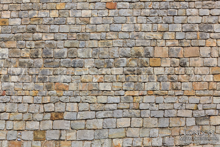 Textures of Windsor Castle