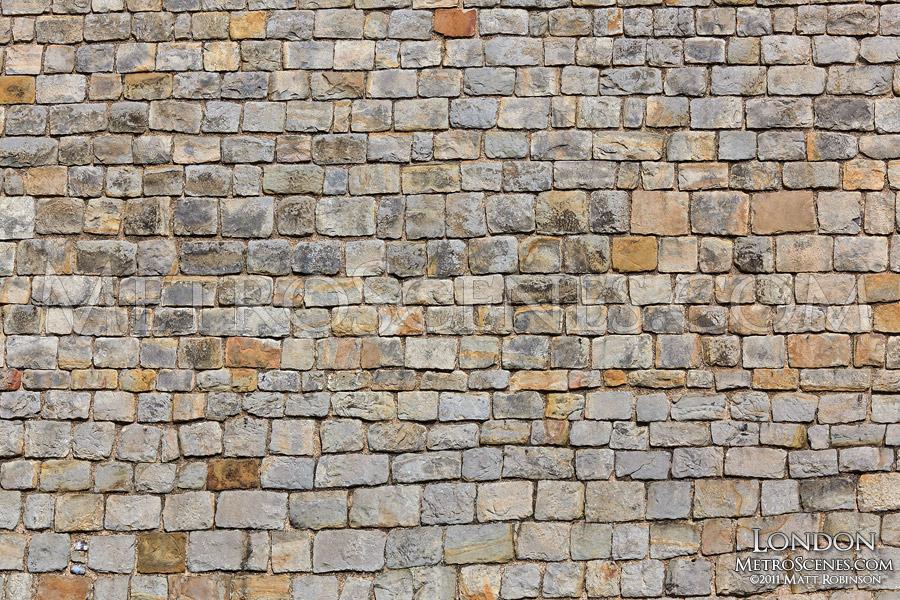 Textures of Windsor Castle
