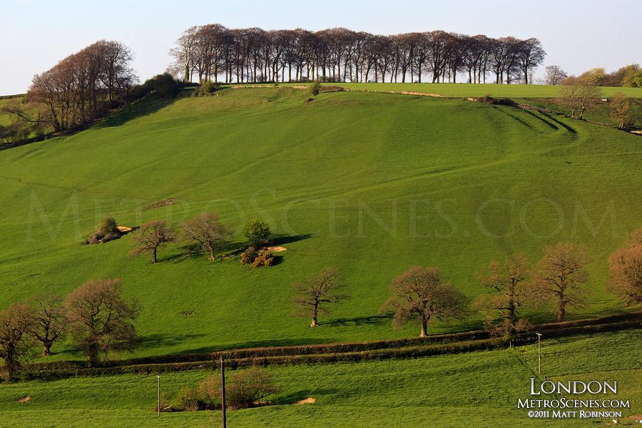 Green fields of England