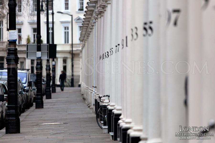 Houses in Pimlico