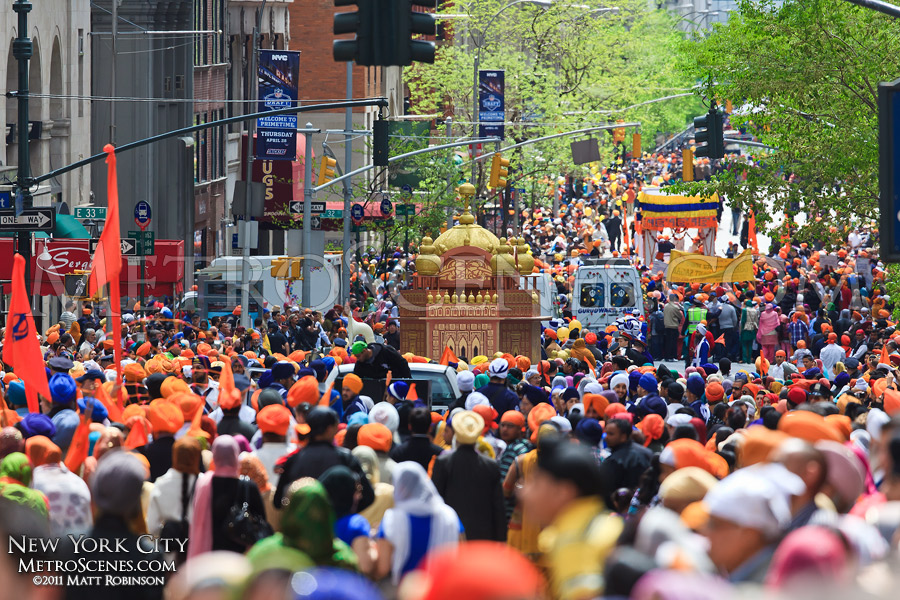 Sikh Parade in New York City