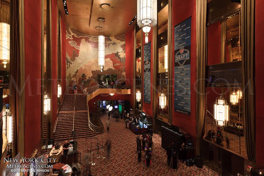 Radio City Lobby