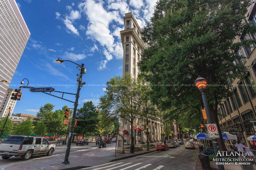 Flatiron Building in Atlanta