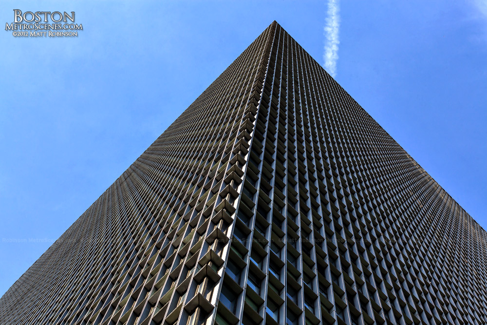 Prudential Center exterior