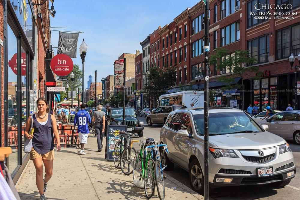 Milwaukee Avenue Shops
