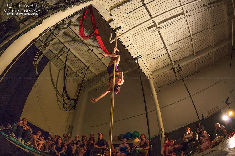 El Circo Cheapo, Chicago