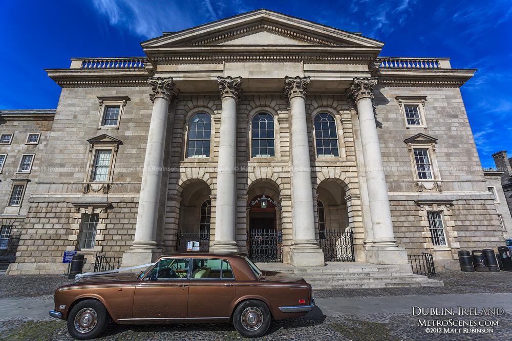 East Chapel, Trinity College Dublin