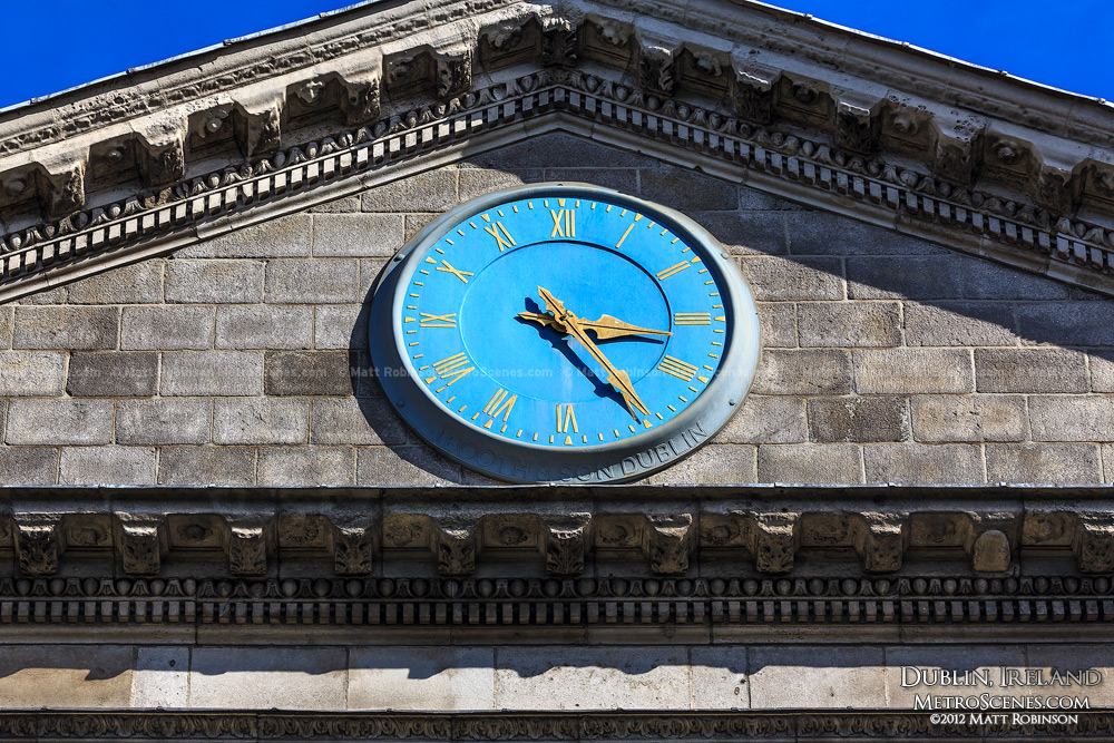 Trinity College Clock