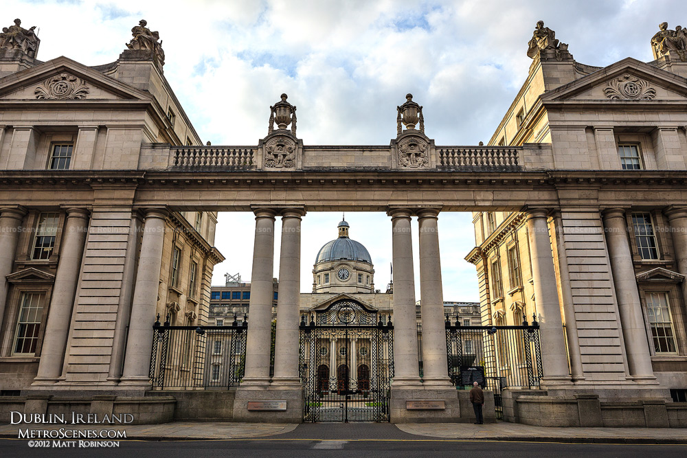 Government Buildings Dublin