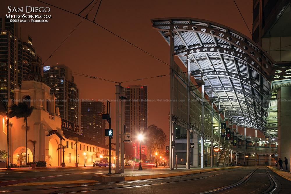 Santa Fe Depot Station - San Diego