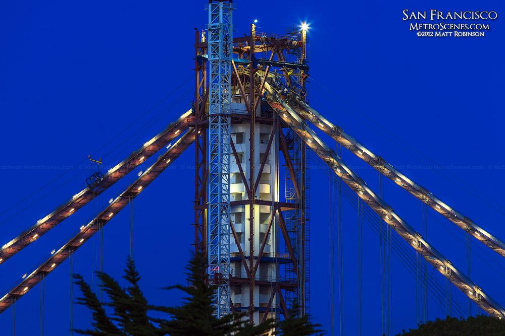 New East Span of the Bay Bridge