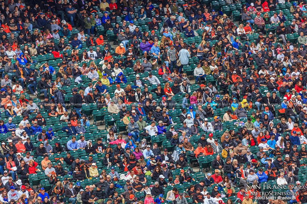 San Francisco Giants fans
