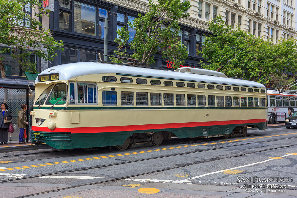 San Francisco Trolley