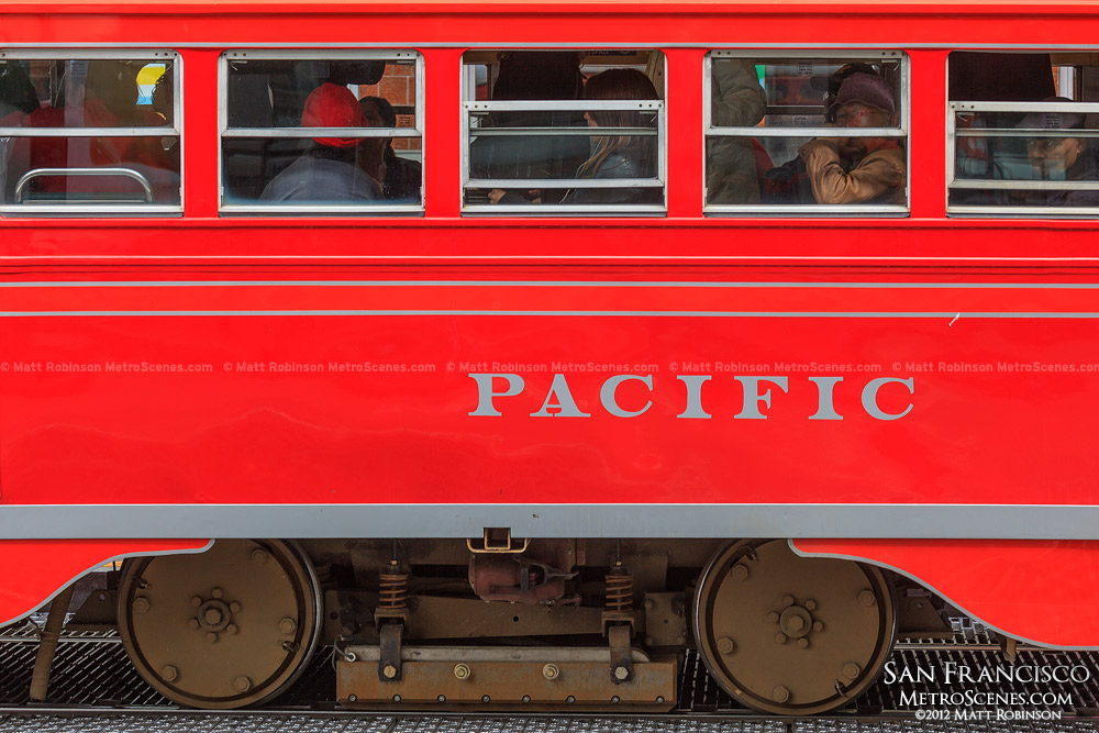Pacific Trolley Car