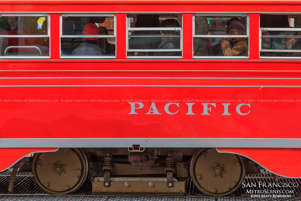 Pacific Trolley Car