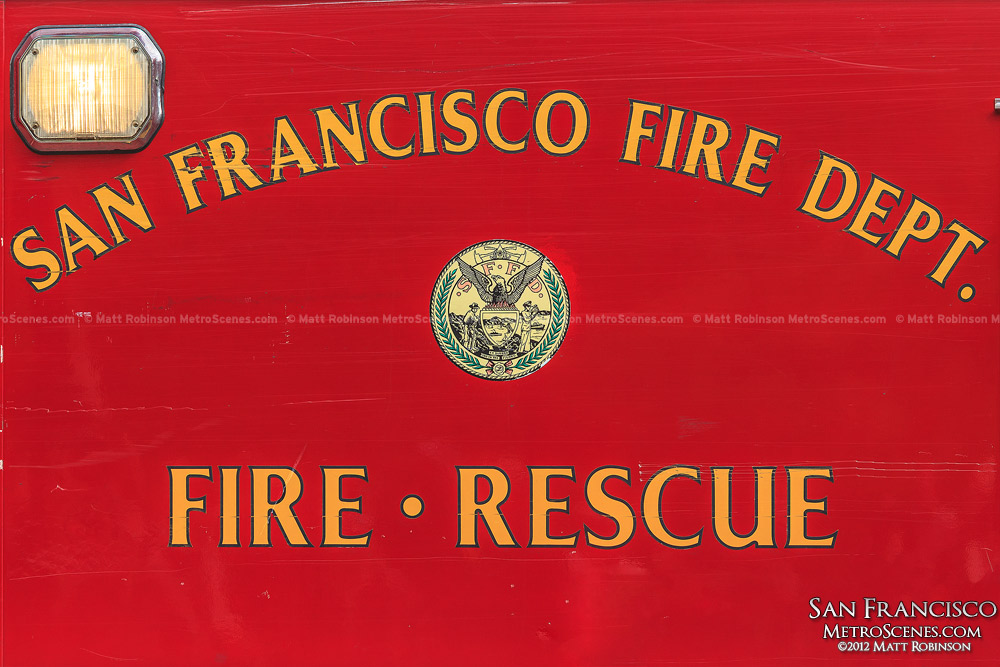 San Francisco Fire Rescue