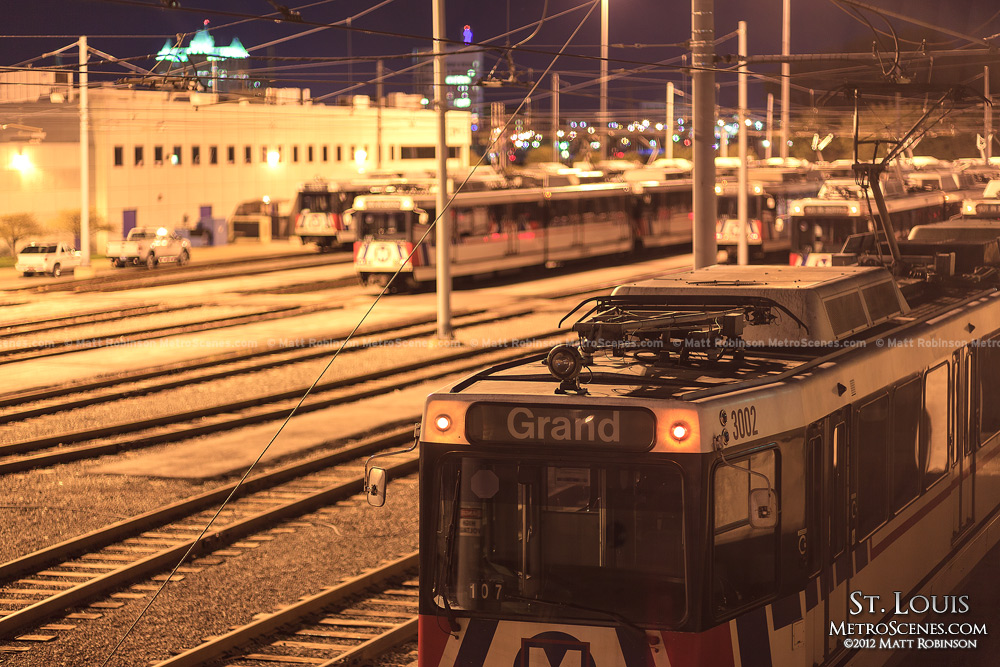 St. Louis Metro Grand car