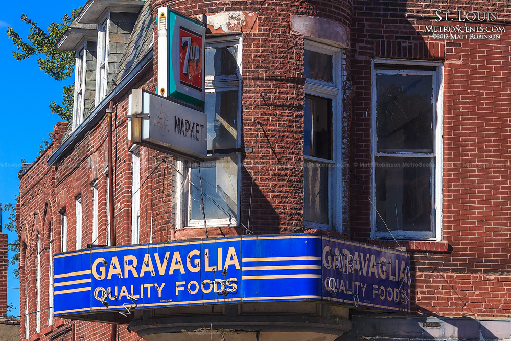 Garavaglia Quality Food building