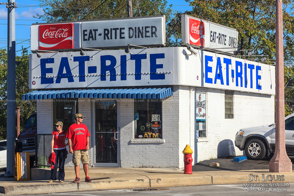 Eat Rite Diner of St. Louis Missouri