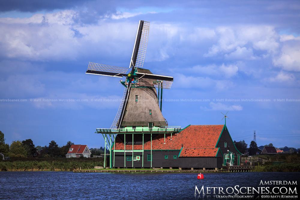 De Kat Windmill of Zaanse Schans