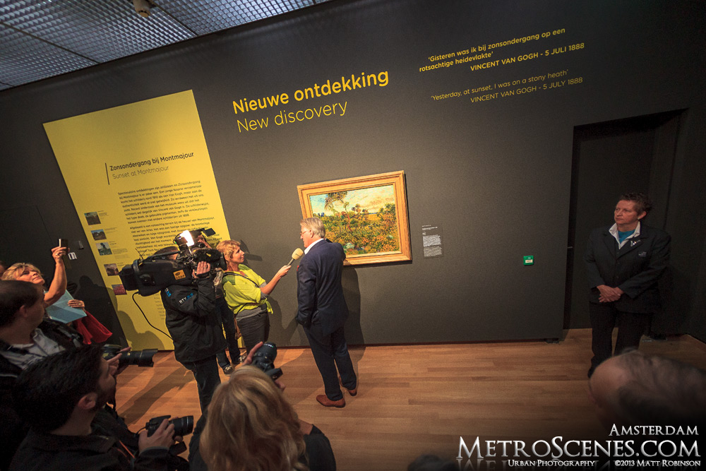 "The ""new"" Van Gogh with Jeroen Krabbé"