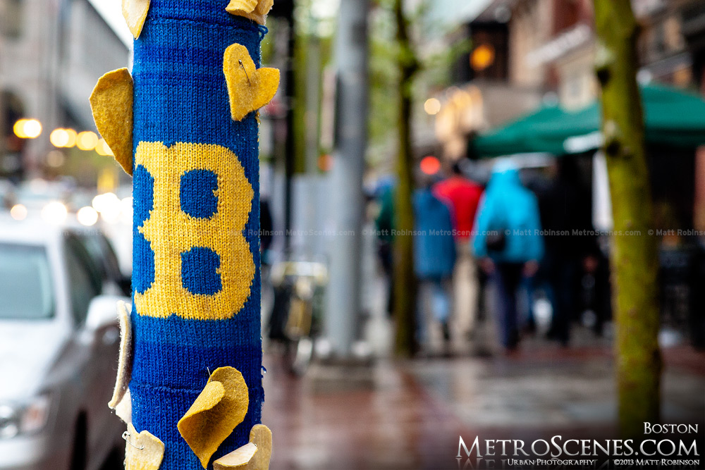 2013 Boston Marathon memorial