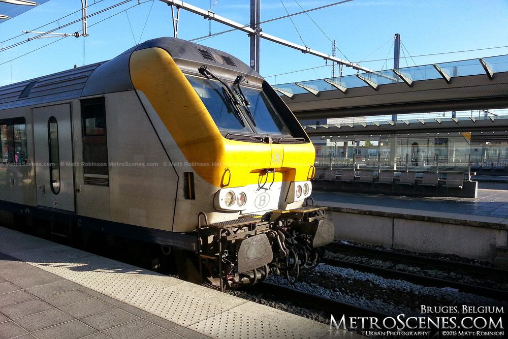 Belgian Railway Brugge