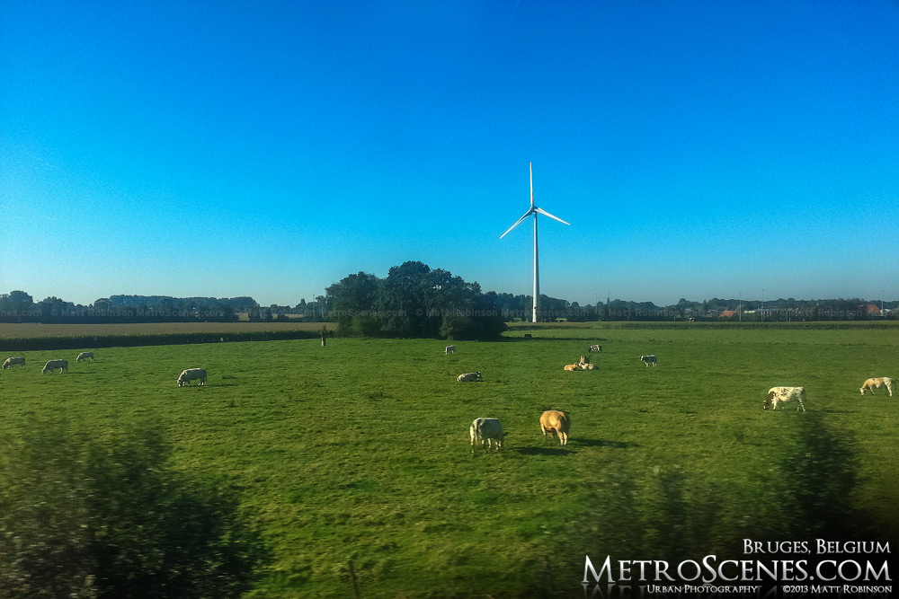 Belgian countryside