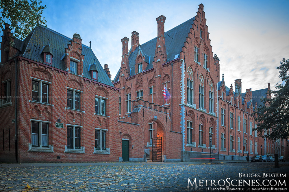 Minnewater Hospitaal in Brugge
