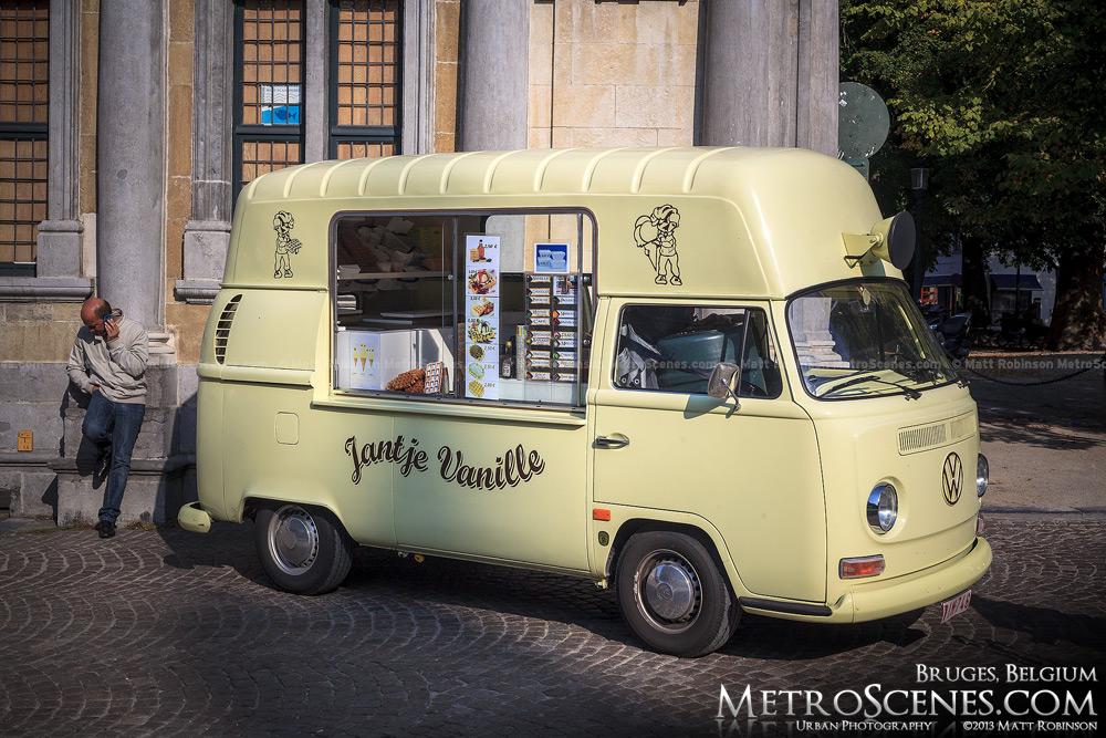 Jantje Vanille, Brugge