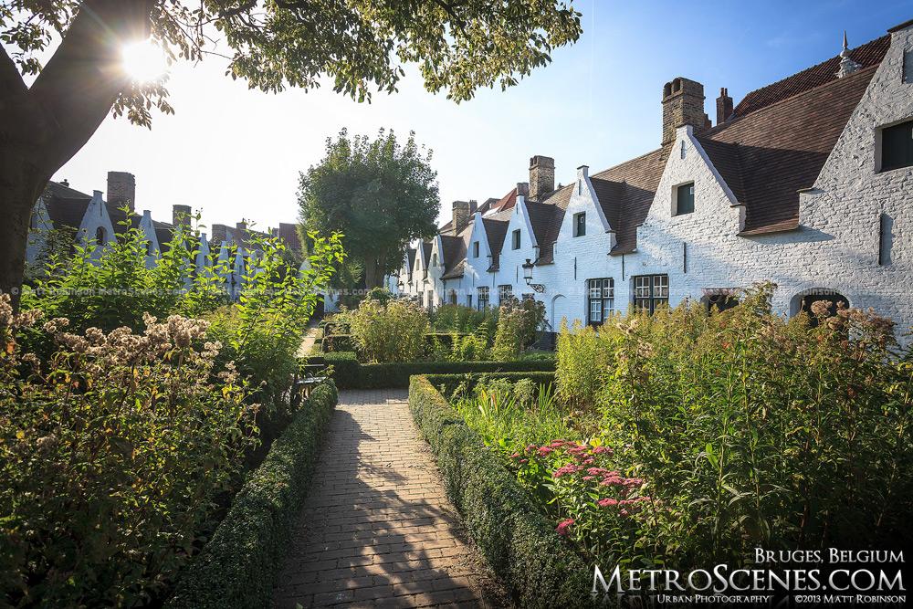 Almshouses of Bruges - Godshuis de Meulenaere