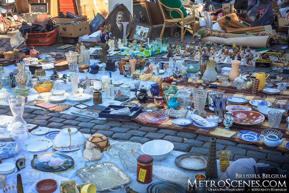Vossenplein market